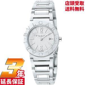 ブルガリ BVLGARI 腕時計 ウォッチ BB26WSSD ブルガリブルガリ ホワイト レディース [並行輸入品]|ginza-sacomdo