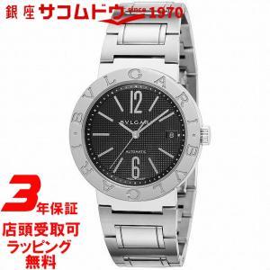 ブルガリ BVLGARI 腕時計 ウォッチ 自動巻き 腕時計 BB38BSSDAUTO[逆輸入品]|ginza-sacomdo