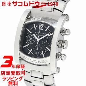 ブルガリ BVLGARI 腕時計 ウォッチ アショーマ AA44C14SSDCH メンズウォッチ 腕時計 [並行輸入品]|ginza-sacomdo