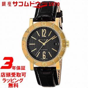 ブルガリ BVLGARI 腕時計 ウォッチ BB38BGLDAUTO メンズ [並行輸入品]|ginza-sacomdo