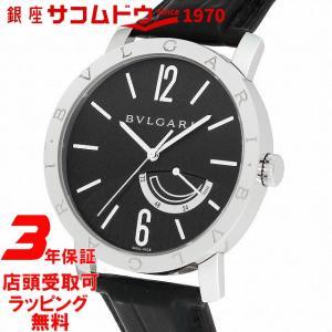 ブルガリ BVLGARI 腕時計 ウォッチ BB41BSL 手巻き メンズ [並行輸入品]|ginza-sacomdo