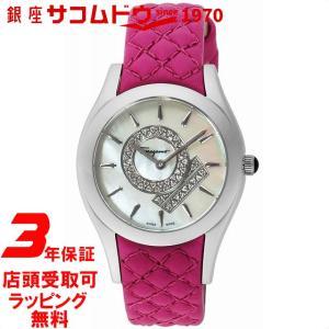 サルヴァトーレ フェラガモ Salvatore Ferragamo 腕時計 ウォッチ Lirica レディース FG4010014|ginza-sacomdo