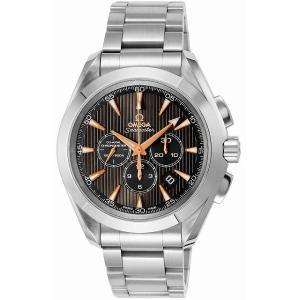 [7年保証] OMEGA オメガ 腕時計 ウォッチ シーマスタアクアテラ コーアクシャル自動巻 150m防水 231.50.44.50.01.001 メンズ ウォッチ[並行輸入品]|ginza-sacomdo