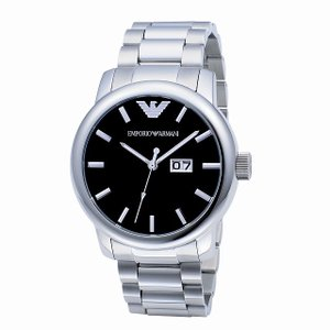 [3年保証]エンポリオ アルマーニ EMPORIO ARMANI 腕時計 ウォッチ   AR0497 [並行輸入品]|ginza-sacomdo