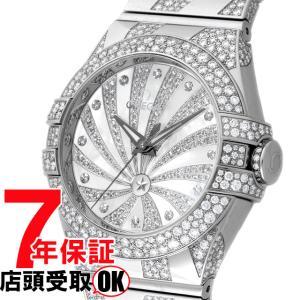 [7年保証] OMEGA オメガ 腕時計 ウォッチ コンステレーション 123.55.31.20.55.009 [並行輸入品] ][OM1293][レディース]ウォッチ|ginza-sacomdo