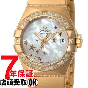 [7年保証] OMEGA オメガ 腕時計 ウォッチ コンステレーション ブラッシュ クロノメーター 123.55.27.20.05.002[並行輸入品]|ginza-sacomdo