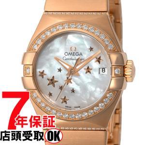 [7年保証] OMEGA オメガ 腕時計 ウォッチ コンステレーション コーアクシャル 27mm 123.55.27.20.05.004 レディース|ginza-sacomdo