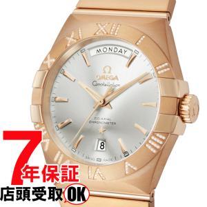 [7年保証] OMEGA オメガ 腕時計 ウォッチ CONSTELLATION  コンステレーション DAY-DATE 123.55.38.22.02.001[並行輸入品]|ginza-sacomdo