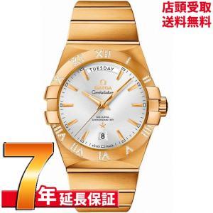 [7年保証] OMEGA オメガ 腕時計 ウォッチ 123.55.38.22.02.002 [Constellation(コンステレーション) 自動巻 メンズ][並行輸入品]|ginza-sacomdo