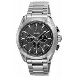 [オメガ]OMEGA 腕時計 シーマスター グレー文字盤 コーアクシャル自動巻 クロノグラフ 231.10.44.50.06.001 メンズ 【並行輸入品】|ginza-sacomdo
