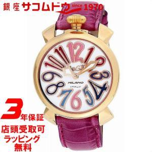 ガガミラノ マヌアーレ40MM 腕時計 ユニセックス GaGa MILANO 5021.01[並行輸入品]|ginza-sacomdo