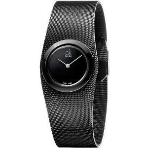 [3年保証] Calvin Klein カルバンクライン 腕時計 ウォッチ K3T23421 IMPULSIVE ブラック レディース ウォッチ クォーツ [並行輸入品]|ginza-sacomdo
