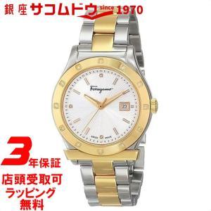 サルヴァトーレ フェラガモ Salvatore Ferragamo フェラガモ1898 クオーツ レディース 腕時計 FF3080014 【並行輸入品】|ginza-sacomdo