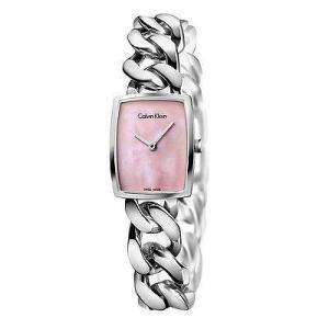 [3年保証] Calvin Klein カルバンクライン 腕時計 K5D2L12E ウォッチ シーケー アメーズ ピンクパール  k5d2l1-2e|ginza-sacomdo