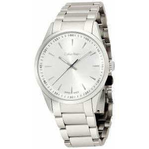 カルバンクライン CALVIN KLEIN クオーツ メンズ 腕時計 K5A31146 シルバー k5a31146【並行輸入品】|ginza-sacomdo