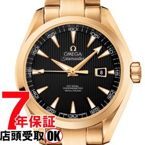 OMEGA オメガ 腕時計 ウォッチ シーマスター アクアテラ YG金無垢 レディース 231.50.34.20.01.001[並行輸入品]|ginza-sacomdo