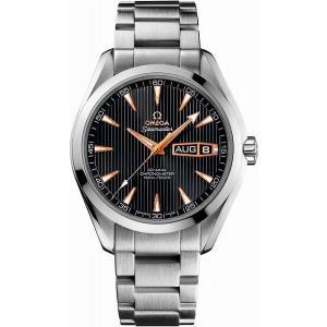 OMEGA オメガ 腕時計 ウォッチ シーマスター アクアテラ 150M アニュアルカレンダー 231.50.43.22.01.001 腕時計 [並行輸入品]|ginza-sacomdo