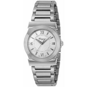 サルヴァトーレ フェラガモ Salvatore Ferragamo 腕時計 ウォッチ VEGA シルバー文字盤 FIQ010016 レディース [並行輸入品]|ginza-sacomdo