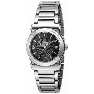 サルヴァトーレ フェラガモ Salvatore Ferragamo 腕時計 ウォッチ VEGA ブラック文字盤 FIQ020016 レディース [並行輸入品] ginza-sacomdo
