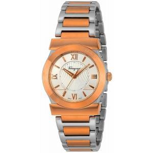 サルヴァトーレ フェラガモ Salvatore Ferragamo 腕時計 ウォッチ VEGA シルバー文字盤 FIQ030016 レディース [並行輸入品]|ginza-sacomdo