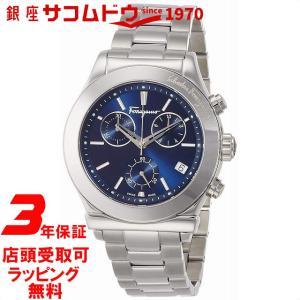 サルヴァトーレ フェラガモ Salvatore Ferragamo 腕時計 ウォッチ Vega Chronograph メンズ FH6020016|ginza-sacomdo