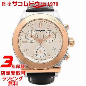 サルヴァトーレ フェラガモ Salvatore Ferragamo 腕時計 ウォッチ Vega Chronograph メンズ FH6040016|ginza-sacomdo
