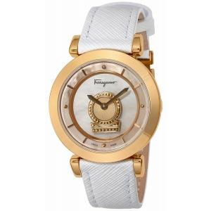 サルヴァトーレ フェラガモ Salvatore Ferragamo 腕時計 ウォッチ Minuetto ゴールド文字盤 FQ4270015 レディース [並行輸入品]|ginza-sacomdo