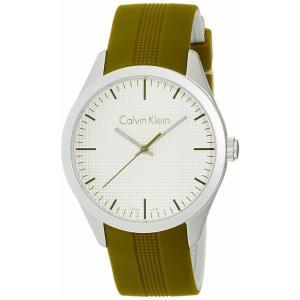 カルバンクライン Calvin Klein カラー COLOR メンズ 腕時計 K5E51FW6 シルバー【並行輸入品】|ginza-sacomdo