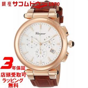 [フェラガモ]Ferragamo 腕時計 イディリオ シルバー文字盤 FCP050017 メンズ 【並行輸入品】|ginza-sacomdo