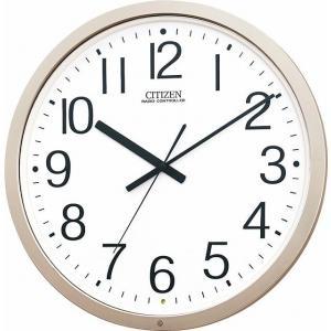 CITIZEN シチズン リズム時計工業 RHYTHM クロック 掛け時計 パルウェーブM603B 電波時計 4MY603-B19|ginza-sacomdo