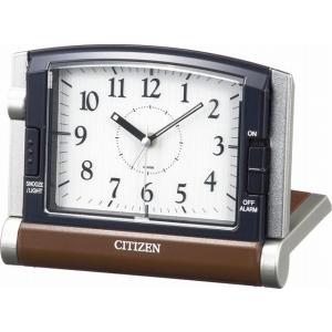 CITIZEN シチズン リズム時計工業 RHYTHM クロック 目覚し時計 アブロード963 4GE963-006|ginza-sacomdo