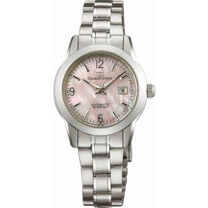 [7年保証][オリエント]ORIENT 腕時計 ORIENTSTAR オリエントスター スタンダード 機械式 自動巻(手巻付) WZ0411NR レディース|ginza-sacomdo