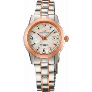 [7年保証][オリエント]ORIENT 腕時計 ORIENTSTAR オリエントスター スタンダード 機械式 自動巻(手巻付) WZ0401NR レディース|ginza-sacomdo