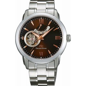 [7年保証][オリエント]ORIENT 腕時計 ORIENTSTAR オリエントスター セミスケルトン 機械式 自動巻(手巻付) WZ0071DA メンズ|ginza-sacomdo