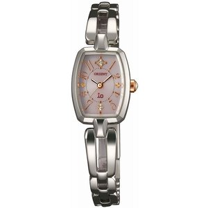 [7年保証][オリエント]ORIENT 腕時計 io イオ スイートジュエリー ソーラー WI0131WD レディース|ginza-sacomdo