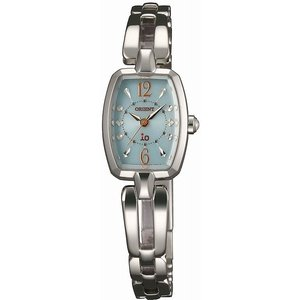 [7年保証][オリエント]ORIENT 腕時計 io イオ スイートジュエリー ソーラー WI0141WD レディース|ginza-sacomdo