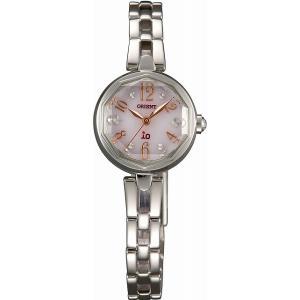 [7年保証][オリエント]ORIENT 腕時計 io イオ スイートジュエリー ソーラー WI0171WD レディース|ginza-sacomdo