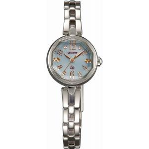 [7年保証][オリエント]ORIENT 腕時計 io イオ スイートジュエリー ソーラー WI0181WD レディース|ginza-sacomdo