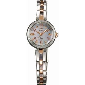 [7年保証][オリエント]ORIENT 腕時計 io イオ スイートジュエリー ソーラー マスコミモデル WI0191WD レディース|ginza-sacomdo