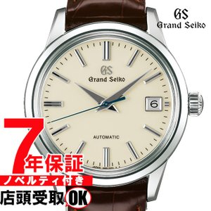 グランドセイコー 9Sメカニカル 39.5mm メンズ 腕時計 SBGR261 GRAND SEIKO アイボリー|ginza-sacomdo