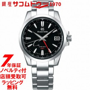 【店頭受取対応商品】【当店だけのノベルティ付き!】グランドセイコー SBGE213 9Rスプリングドライブ 42mm メンズ GRAND SEIKO 腕時計 グランドセイコー ginza-sacomdo