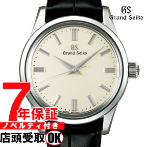 グランドセイコー SBGW231 9Sメカニカル 37mm メンズ 腕時計 GRAND SEIKO グランドセイコー sbgw231 アイボリー|ginza-sacomdo