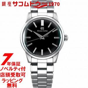 グランドセイコー 9Fクオーツ メンズ 腕時計 SBGX321 GRAND SEIKO ブラック|ginza-sacomdo
