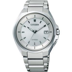シチズン CITIZEN 腕時計 ATTESA アテッサ eco-drive エコ・ドライブ 電波時計 スタンダード [ATD53-3053]|ginza-sacomdo