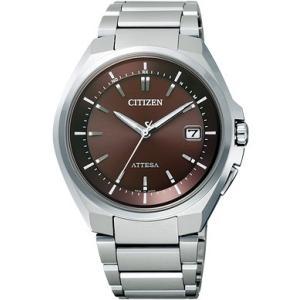 シチズン CITIZEN 腕時計 ATTESA アテッサ eco-drive エコ・ドライブ 電波時計 スタンダード [ATD53-3054]|ginza-sacomdo