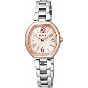 [7年保証] シチズン CITIZEN 腕時計 wicca ウィッカ ソーラーテック電波時計 ハッピーダイアリー KL0-731-91 レディース|ginza-sacomdo|02