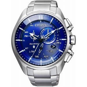 [シチズン]腕時計 エコ・ドライブBluetooth スーパーチタニウムモデル BZ1040-50L メンズ|ginza-sacomdo