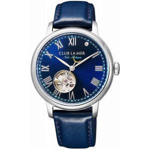 [シチズン]クラブラメール 自動巻き 限定モデル ムーンコレクション BJ7-018-72 CLUB LA MER 腕時計|ginza-sacomdo