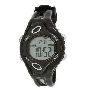 [クレファー]CREPHA 子供用腕時計 デジタル表示 ストップウォッチ機能付き 5気圧防水 ブラック TEV-2529-BK ボーイズ|ginza-sacomdo