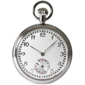 クレファー 懐中時計 手巻き式 BTY-4106-WTS|ginza-sacomdo